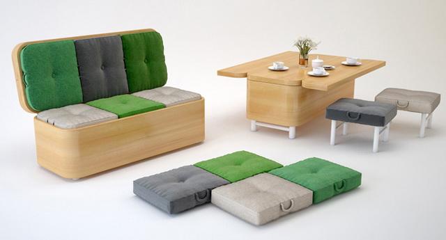 Новинки мировой мебельной индустрии!